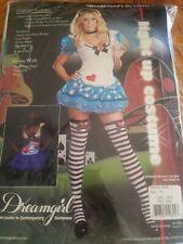 "Dreamgirls Sugar Sugar ""Wonderland De-LIGHTS"" adult size xl"