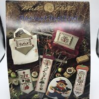 Mill Hill HARVEST FESTIVAL Counted Cross Stitch Chart
