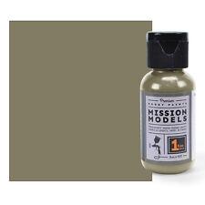 Pintura Modelos de misión, - MMP-020 US Verde Oliva se desvaneció 1 FS 34088 1fl.oz Botella