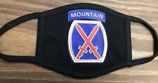10th Mountain Division Mask
