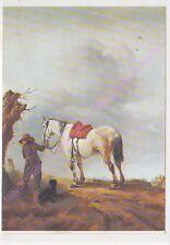 CP ART TABLEAU PHILIPS WOUWERMAN Le cheval blanc