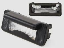 2 LICENSE PLATE LIGHT LAMPS for MERCEDES SPRINTER DODGE 2500/350 1995 - 2006