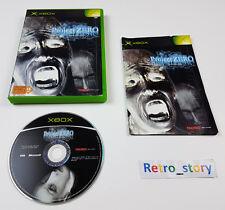 Xbox Project Zero PAL