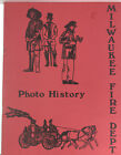 1983 Milwaukee Fire Dept. Photo History book by Firefighter Jim Haight