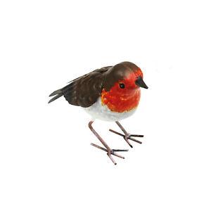 Small Metal Robin