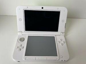 Console Nintendo new 3DS Blanche Cover Mario en loose