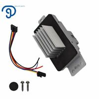 ​For Blower Motor Resistor Speed Control Module Upgrade Kit 19329838 19260762
