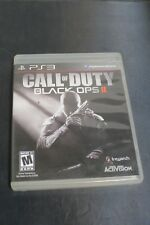 Call Of Duty Black Ops 2 PS3 Video Game Sony Playstation Good Condition W/ Case