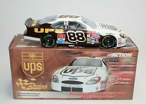 Dale Jarrett 2001 #88 UPS Employees Ford Taurus 1:24 Action Limited Edition