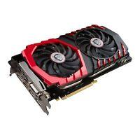 MSI GeForce GTX 1070 Ti Gaming 8G Graphics Card, 8GB GDDR5, DVI-D, HDMI, DP