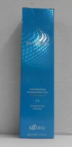 Kaaral MARAES 1:1 Hair Color Nourishing Permanent Hair Color~ 2.1 fl oz/ 60 mL!!