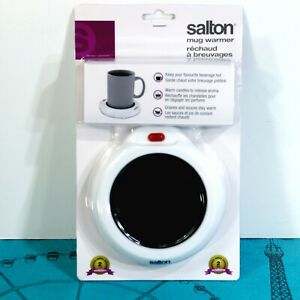 Salton Mug / Gravy / Candle Warmer SMW12,  15 watt NEW in Pkg!