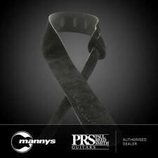 PRS Signature Suede Guitar Strap (black)