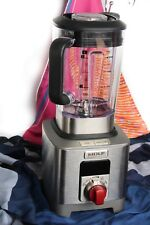 NEW WOLF GOURMET High Performance Blender WGBL100S RED FAST FREE SHIP
