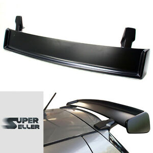 Fit For Suzuki Swift Hatchback 4DR Rear Trunk Roof Spoiler Wing 2010 Painted