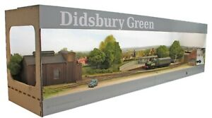 500mm Model Railway Layout Name Self Adhesive Sign Vinyl by Modellers Mecca