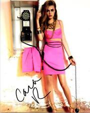 Cara Delevingne signed 8x10 Photo autographed Nice + COA