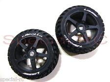 Louise RC 1/8 Truggy Tires Apollo w/ 0 offset wheels (2pcs)  #L-T3252SB