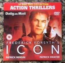 Daily Mail Thriller DVDs & Blu-rays