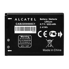 Batterie origine d'occasion alcatel cab22d0000c1 pour ot 665 ot 665x