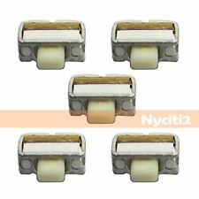 5x Power Volume Switch Button For Samsung Galaxy S2 II i777 T989 D710 i9100