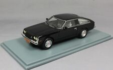 Neo Models Toyota Celica A40 TA40 RA40 in Black 1978 43263 1/43 NEW Resin