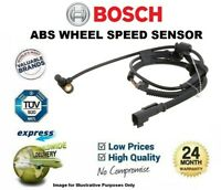 1x Rear Right ABS SENSOR for MERCEDES SPRINTER 5t Bus 519CDi 2009->on