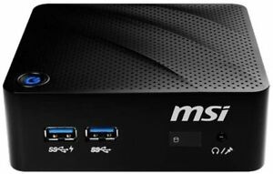mini PC MSI Cubi N Intel N5000 DDR4 Embalaje Abierto