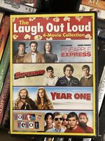 The Laugh Out Loud Collection: Pineapple Express Super Bad Year One Youth In Rev