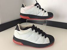 Heelys Kids Skate Shoes, Uk 4, White Black, Vgc