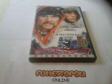 A 30 SECONDI DALLA FINE J.VOIGHT E.ROBERTS DVD Explosion Usato QUASI OTTIMO Raro