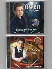 OWEN MAC - Especially For You / Heart And Soul  DOUBLE CD Pack - FREE Post UK