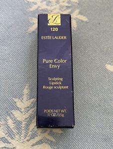 NIB Estée Lauder Pure Color Envy Sculpting Lipstick 120 Desirable 0.12oz