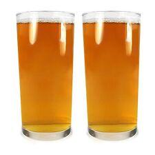 Tuff-Luv Set of 2 - Original Traditional High Ball Glasses - 285ml (10oz)