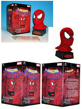 MARVEL - Master Replicas  - SPIDERMAN Mask Scaled Replica