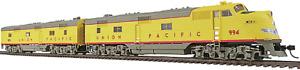 Proto 2000 EMD E6A (Powered w/Sound & DCC) & B (Dummy) Set -- Union Pacific NEW