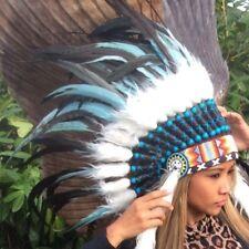 Federhaube, War Bonnet, Indian headdress, Coiffe indienne kenai little big horn
