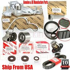 COMPLETE Timing Belt + Water Pump Kit V8 4.7 Genuine & OE Manufacture Parts