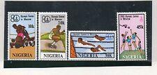Nigeria Deportes Olimpiada de Moscú año 1980 (CP-600)
