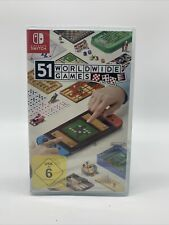 51 Worldwide Games - Nintendo Switch - OVP NEU - SEALED