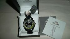 ORIENT 50th Anniversary World Time Multi-Year Calendar 2000 pcs Limited Edition