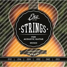 Eko - Acoustic Guitar String 12-53 set