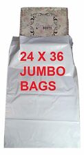 15 Bags - 24 x 36 Jumbo Self Seal Poly Bag Mailers