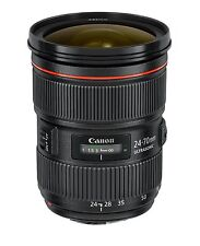 Canon EF 24-70mm f/2.8L II USM Lens for Canon Digital SLR Camera *NEW*