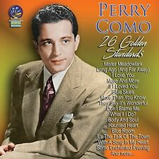 Perry Como - 26 Golden Standards [New CD]
