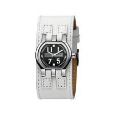 Bruno Banani Zeno Ladies Uhr ZN0350306 Analog  Leder Weiß