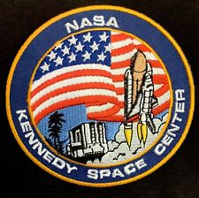 NASA KENNEDY SPACE CENTER - KSC- AUTHENTIC PATCH