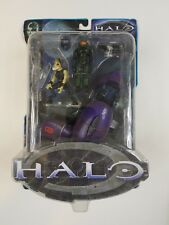 Halo Joyride Covenant Ghost with Elite Jackal Master Chief Figure -Series 2- NEW