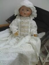 Antique Porcelain Head Beautiful Baby Doll A&M