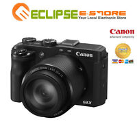 Brand NEW Canon PowerShot G3 X G3X 20MP Full HD WiFi Digital Camera +16GB